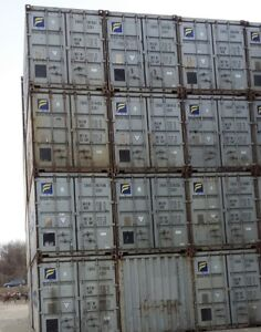 STORAGE CONTAINER / SHIPPING CONTAINER / SEACAN