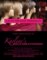 Karlene's Wigs and Hair Extensions