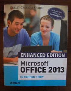 Microsoft Office 2013 Introductory Enhanc
