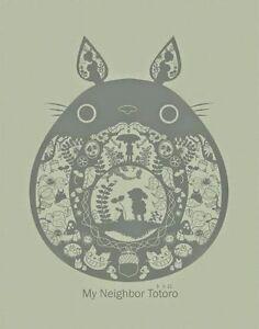 My Neighbor Totoro - Hayao Miyazaki Cute Silk Cloth Poster 17 x13
