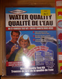 NEW in package water quality test kit Kitchener / Waterloo Kitchener Area image 1