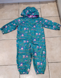 Boots mini club puddlesuit age 2-3 years