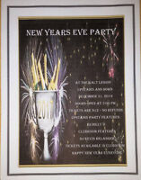 Royal Canadian Galt Legion New Years Eve Party