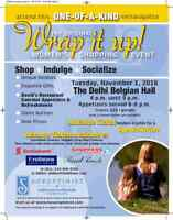 Wrap it up Shopping Event