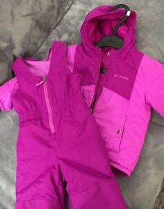 Columbia Snow Suit for Toddler size 4