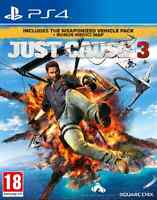 Just Cause 3 (Limited Edition) PS4