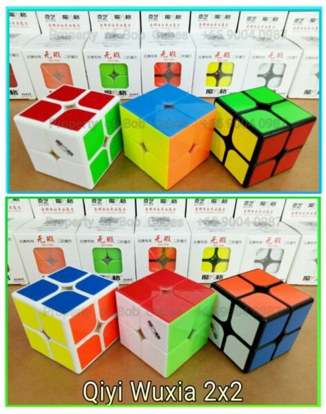 - Qiyi Wuxia 2x2  for sale   ! Brand New Speedcube !