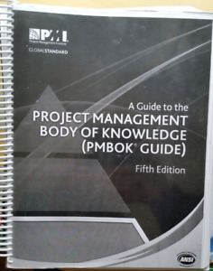 PMBOK (PMI) 5th Edition 2013
