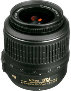 Nikon 18-55mm Lens