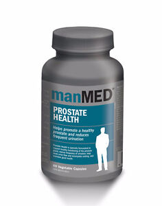 manMED Prostate Health ------------- Hows your Prostate?