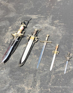 5 Quality Collectable Swords