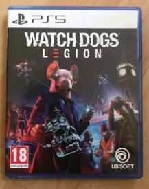 WATCHDOGS LEGION PS5 GAME