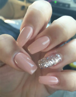 Uv gel tip nails for two weeks and up for only $25