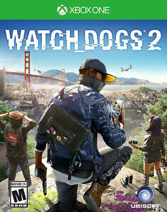 Watch Dogs 2 (Xbox One) BNIB