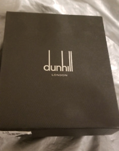 ALL NEW DUNHILL WALLET FOR SALE WITH BOX. NEW