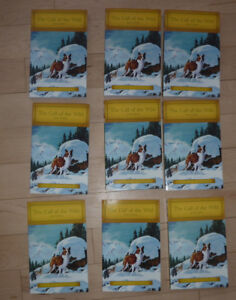 9 NEW paperbacks 'The Call of the Wild' - great for kids' book