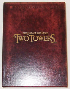 LORD OF THE RINGS: THE TWO TOWERS SPECIAL EXTENDED DVD EDITION