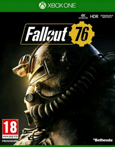 Fallout 76 sur xbox one