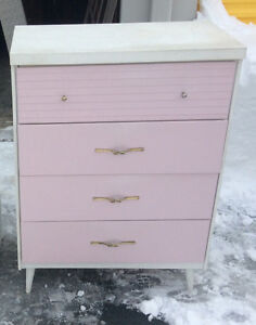 Dresser - all solid wood - Antique -$ 60 Delivery Avail