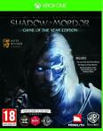 Middle-Earth Shadow of Mordor Game of the Year Edition (X...