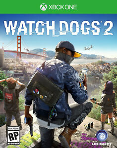 watch dog 2 xbox one