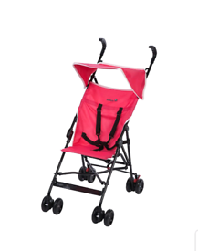 Light weight and compact stroller