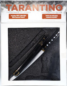 Tarantino Collectible Mini Samurai Sword  - NEW