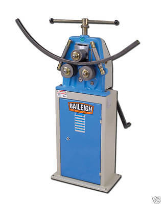 Baileigh R-m10 Roll Bender Angle Ring Rolling Machine
