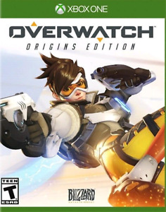 Wanted: Overwatch XBOX One
