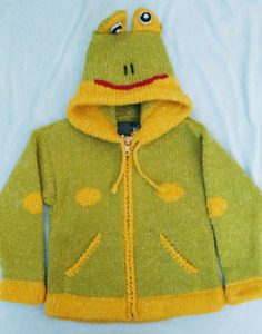 New without tags; Handmade wool kids sweater