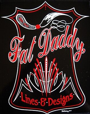 Fat Daddy Lines&Designs