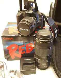 Canon Rebel T1i  with camera kit  ** PICK UP TODAY **