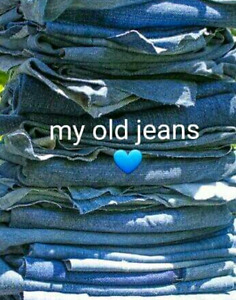 Unwanted jeans