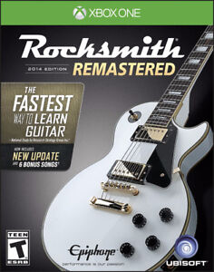Rocksmith 2014 Edition Remastered - Xbox One