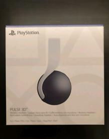 SEALED SONY PS5 PULSE 3D WIRELESS HEADSET