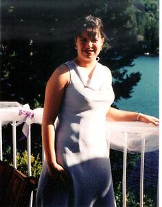 Lori Ann party dress, size 13/14, lilac West Island Greater Montréal image 1