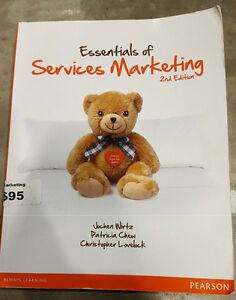 Essentials of Services Marketing - 2nd edition