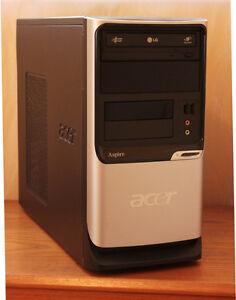 Intel Core 2 Quad 1TB HDD 4GB RAM