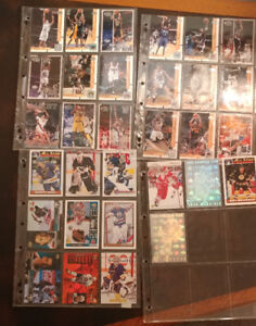 Hockey Cards (1990s) & Basketball Cards (2000s) - All for $10
