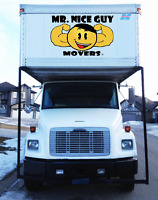 Mr Nice Guy Movers THE LOWEST RATES!!! LISTED ON OUR WEBSITE
