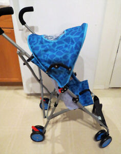Folding Baby Toddler Stroller with Canopy