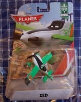 Disney Planes Race Start Racers ZED Diecast Plane 1:55 Scale