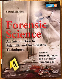 Forensic Science: An Introduction to Scientific and Investiga...