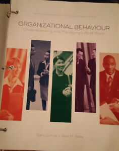 Organizational Behaviour: Understanding and Managing... Comm 222
