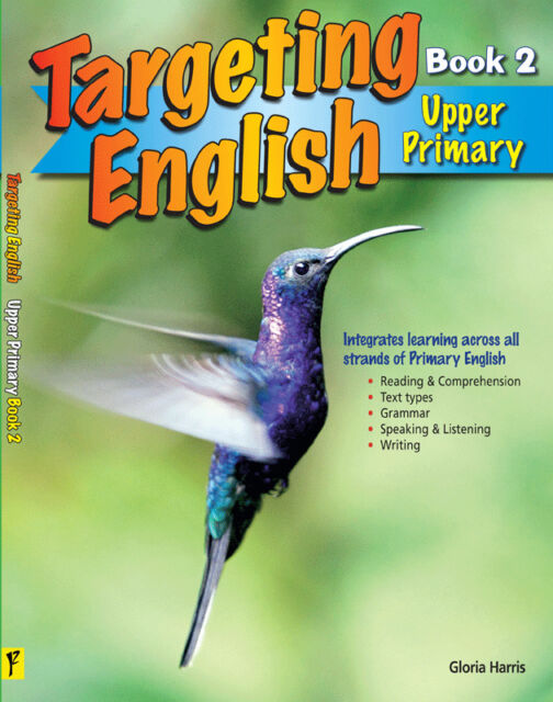 Targeting English Upper Primary Book 2 by Gloria Harris