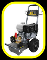 HONDA 13hp Pressure Washer, 3700 PSI / 4 GPM, ON SALE NOW !!!