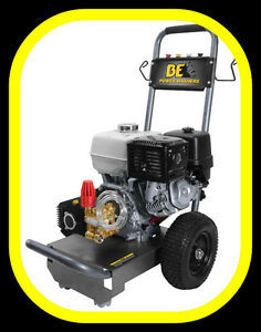 HONDA 13hp Pressure Washer, 4000 PSI / 4 GPM, ON SALE NOW