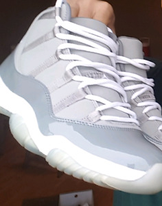 SALE OR TRADE jordan 11 cool grey. 2010. size 10. authentic