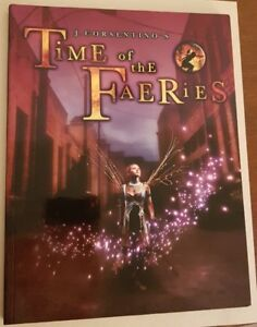 Time of the Faeries - Graphic Novel paperback by J. Corsentino
