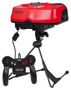 Wanted To Buy Virtual Boy Console